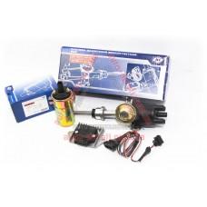 Бесконтактное-электронное зажигание ВАЗ 2101-2107, НИВА 2121 (1,5-1,6 л) AT