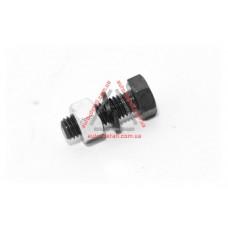 Болт М8х25 шаровой опоры в сборе (гайка + гровер) ВАЗ 2101-2107 БелЗАН (набор 4)