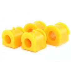 Втулки стабилизатора ВАЗ 2121, 21213 полиуретан CS-20 (COMFORT) полиуретан желтый