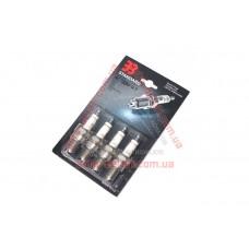 Свечи зажигания Энгельс А-17ДВР (зазор 0,7) ВАЗ 2101-2109, Ланос, Сенс (к-кт 4шт)