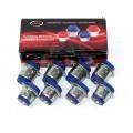 Шарниры рычагов - сайлентблоки ВАЗ 2101-2107 (ПИК) полиуретан синий