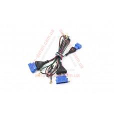 Проводка коммутаторная ВАЗ 2101-2107, 2121 (БСЗ + ЭПХХ + Солекс)