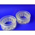 Вставки в пружины межвитковые 58мм (35мм) (d=130-160мм) силикон (автобаферы, проставки, подушки) (2 шт.)