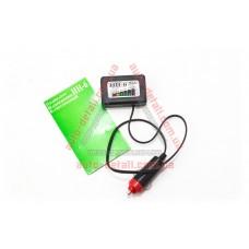 Индикатор напряжения (зарядки) ИН-6 - в прикуриватель с удлинителем RILK