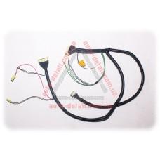 Проводка коммутаторная в гофре ВАЗ 2101-2107, 2121 (БСЗ + ЭПХХ + Солекс)