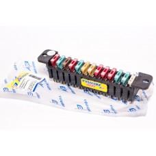 Блок предохранителей (монтажный блок) ВАЗ 2101-2106 нового образца (13 предохр) Авто-Электрика