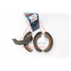 Колодки тормозные задние ВАЗ 2108, 2109, 21099, 2110, 2112, 2115 BEST (BS 002.00)