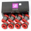 Шарниры рычагов - сайлентблоки ВАЗ 2101-2107 CS-20 (DRIVE) полиуретан красный