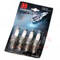 Свечи зажигания Энгельс А-17ДВРМ (зазор 1,0) ВАЗ 2110-2112, Калина 1118, Приора 2170 (8 клап.двиг.) к-кт 4шт