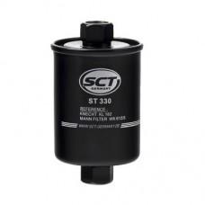 Фильтр топливный ВАЗ (инжектор) под резьбу SCT (ST 330)