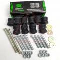 Втулки реактивных тяг резино-металл с крепежом ВАЗ 2101-2107 СЭВИ (Экстрим)