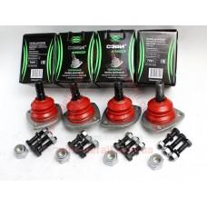 Комплект шаровых опор - усиленные ВАЗ 2121, 21213, 21214, 2131 с крепежом СЭВИ (Экстрим)