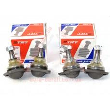 Комплект шаровых опор ВАЗ 2101-2107 (2 верх 2 низ) TRT Standart