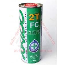 Масло мото двухтактное ХАДО 2T FC (1л) (+ревитализант) XA 20116