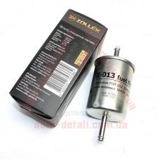 Фильтр топливный ВАЗ, Таврия (инжектор) Zollex (Z-013) под хомут