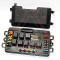 Блок предохранителей нового образца ВАЗ 2108, 2109, 2114, 2115 (инжектор) АВАР (361.3722)