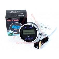 Часы + вольтметр + термометр на панель ВАЗ 2103, 2104, 2106, 2107 VST (7042V)