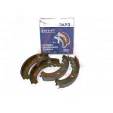 Колодки тормозные задние ВАЗ 2101-2107, 2121, 2123 ЗАРЗ